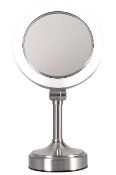 Zadro 10X/1X Dimmable Sunlight Vanity Mirror