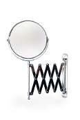 wall mount make-up mirror